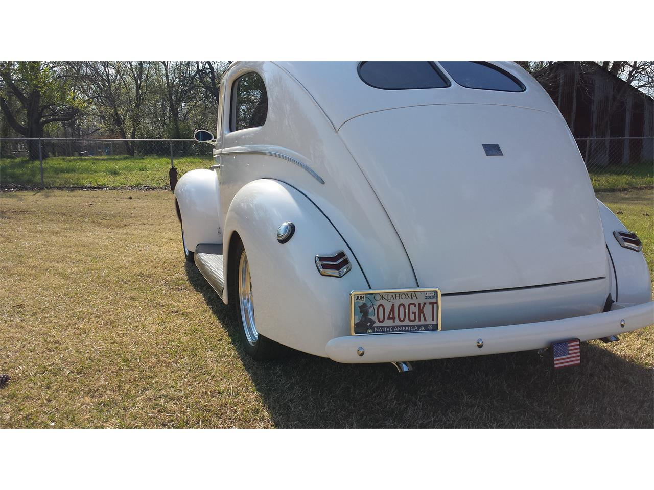 Large Picture of Classic 1940 Ford Deluxe located in Okmulgee Oklahoma - $29,500.00 - HO65