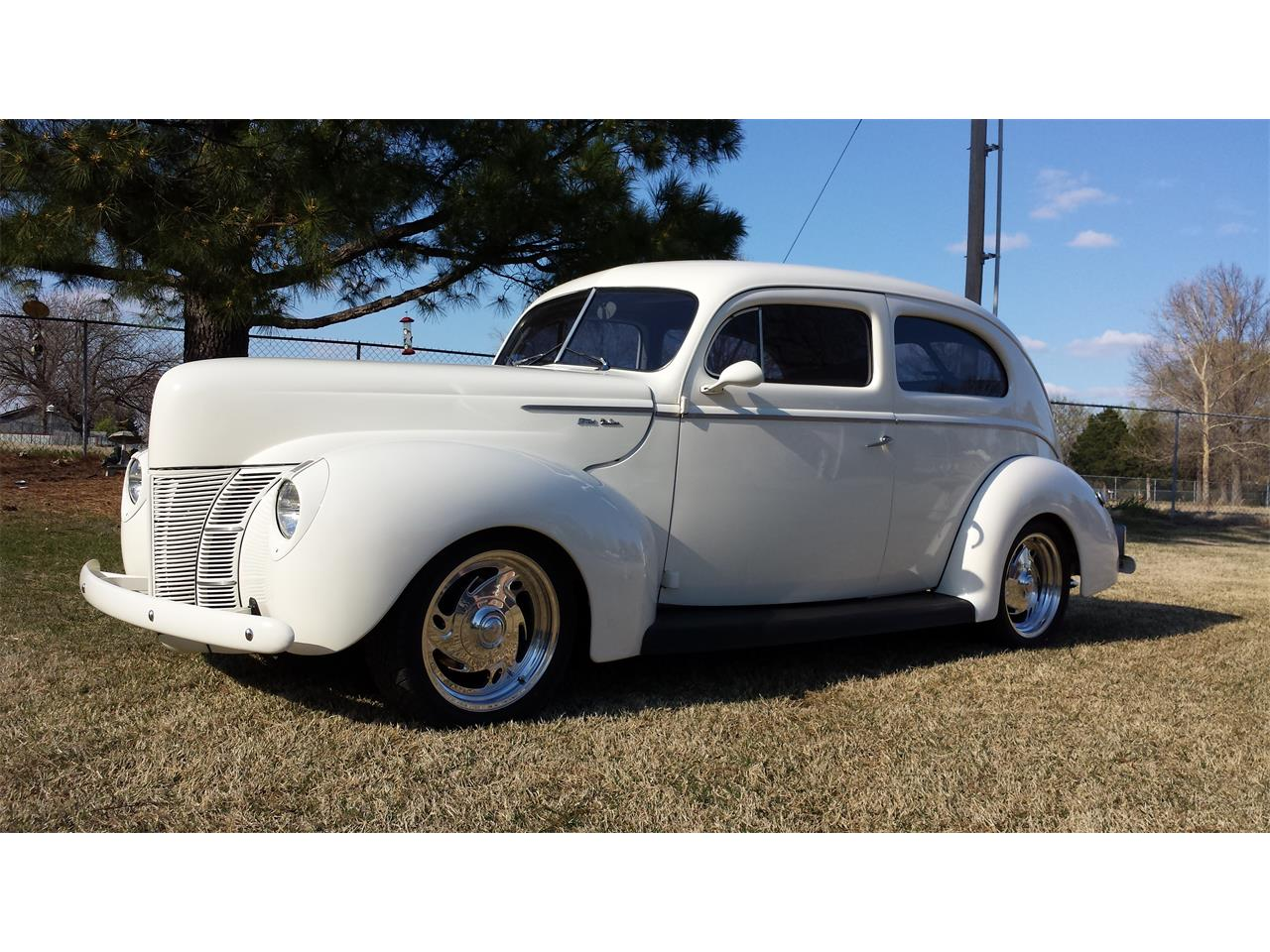 Large Picture of Classic '40 Ford Deluxe - HO65