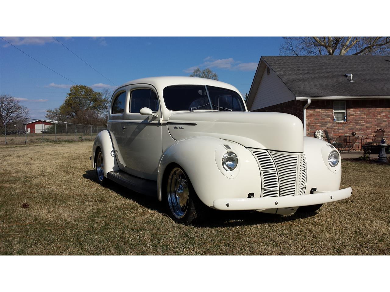 Large Picture of '40 Ford Deluxe located in Okmulgee Oklahoma - $29,500.00 Offered by a Private Seller - HO65