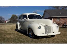 Picture of Classic 1940 Ford Deluxe located in Oklahoma - $29,500.00 - HO65