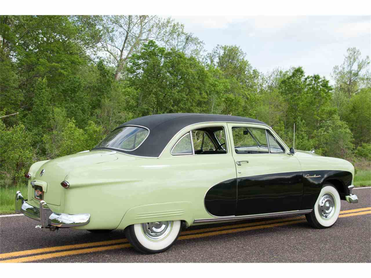 Large Picture of Classic '50 Ford Crestliner Tudor Sedan - $27,900.00 Offered by MotoeXotica Classic Cars - HO6T
