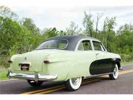 Picture of 1950 Ford Crestliner Tudor Sedan Offered by MotoeXotica Classic Cars - HO6T