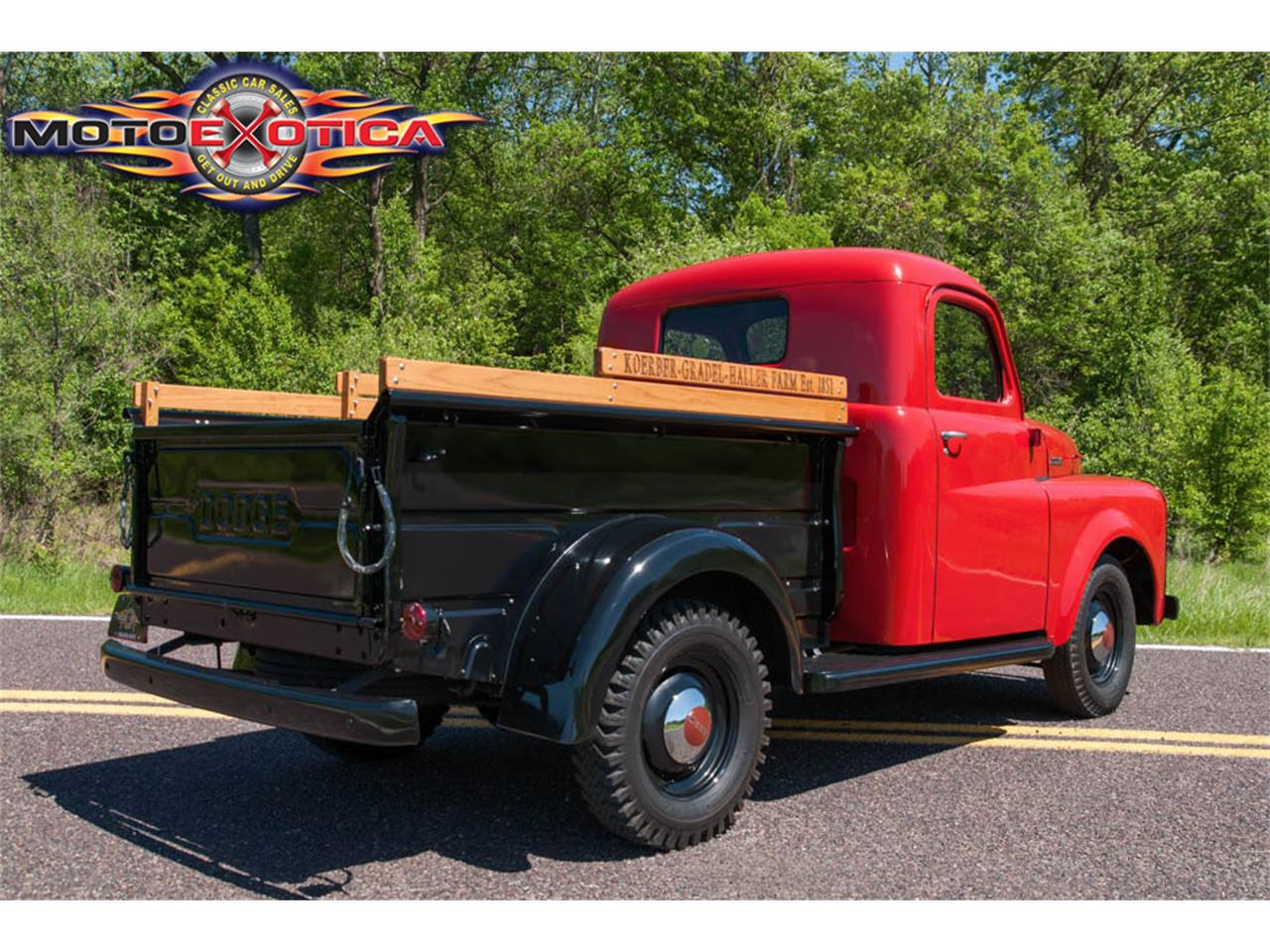 1949 Dodge B 1 108 Pickup For Sale Cc 824506 Ton Stake Bed Truck Large Picture Of 49 Ho6y