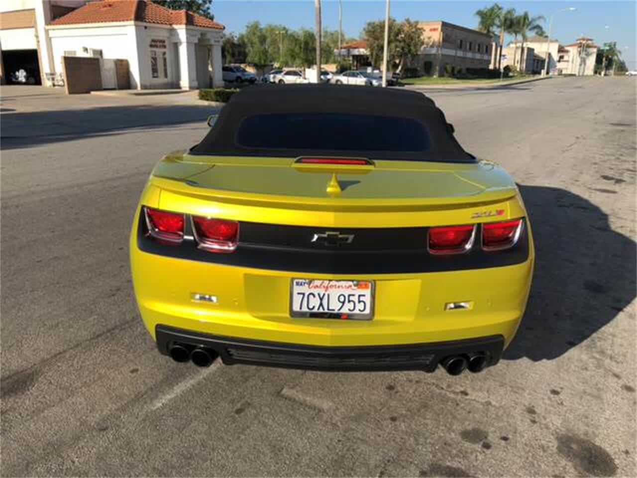 Large Picture of '13 Chevrolet Camaro located in Brea California Offered by Highline Motorsports - HO82