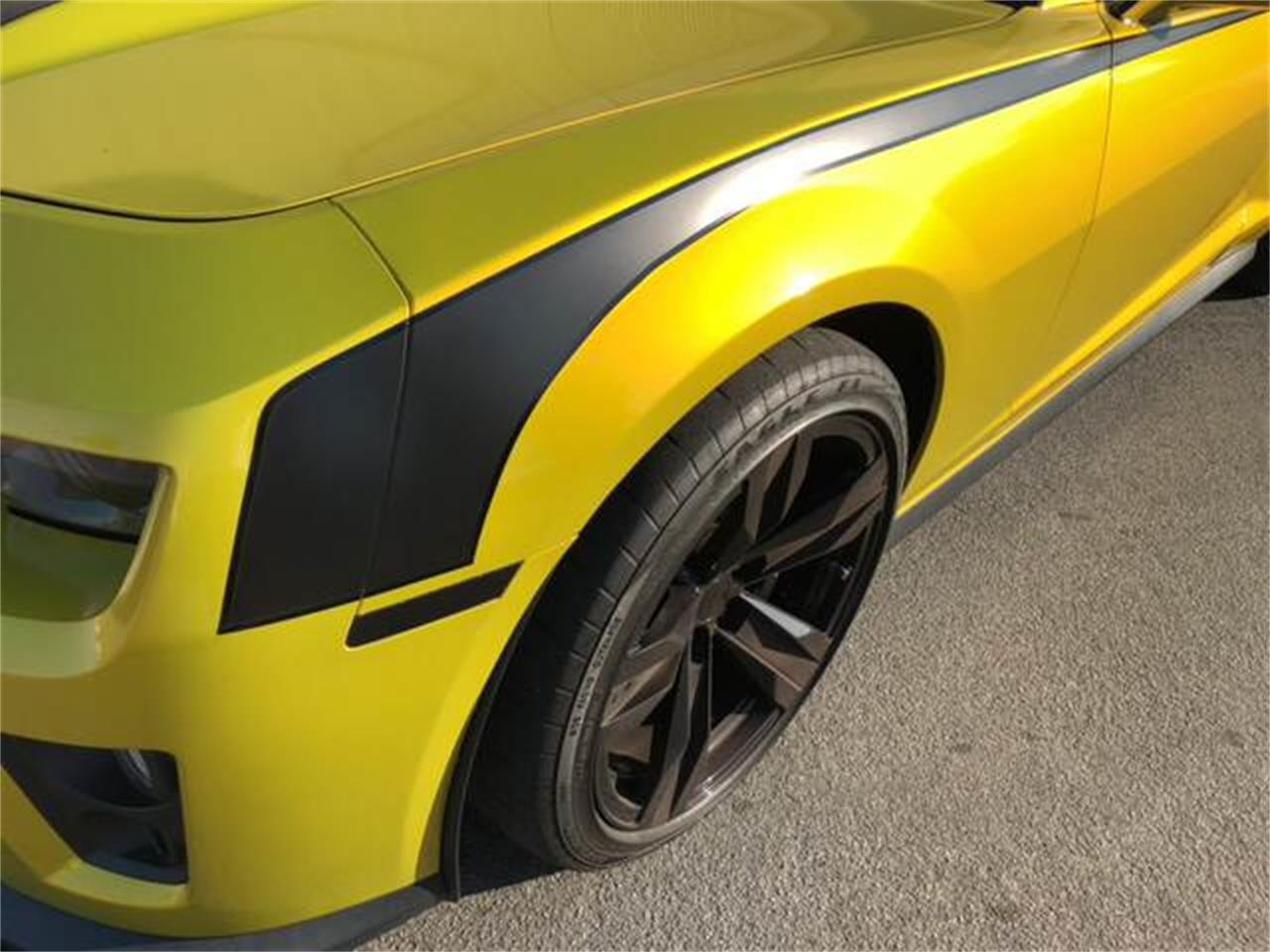 Large Picture of '13 Chevrolet Camaro located in Brea California Auction Vehicle Offered by Highline Motorsports - HO82