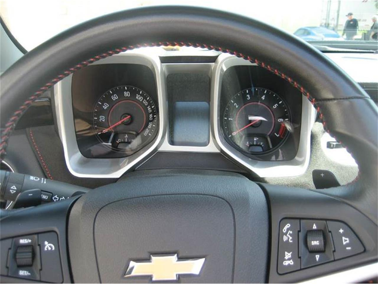 Large Picture of '13 Chevrolet Camaro Auction Vehicle - HO82