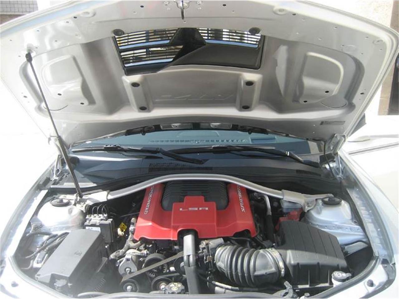 Large Picture of '13 Chevrolet Camaro located in Brea California - HO82