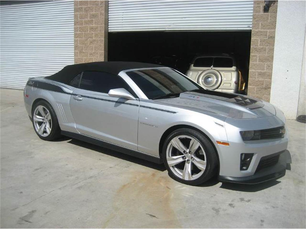 Large Picture of '13 Chevrolet Camaro Auction Vehicle Offered by Highline Motorsports - HO82