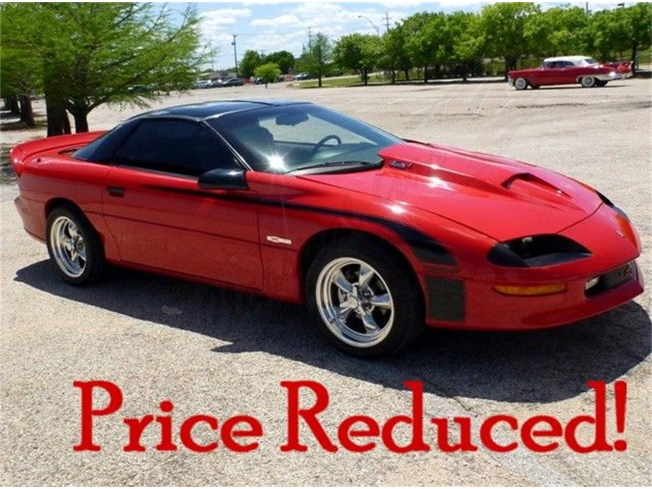 1995 chevrolet camaro z28 for sale cc 824591. Black Bedroom Furniture Sets. Home Design Ideas