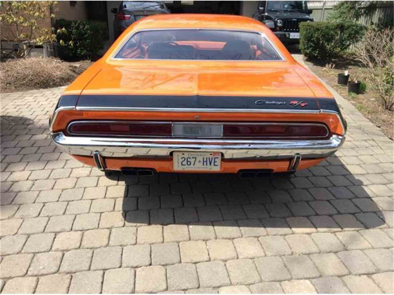Large Picture of '70 Challenger R/T - HOZT