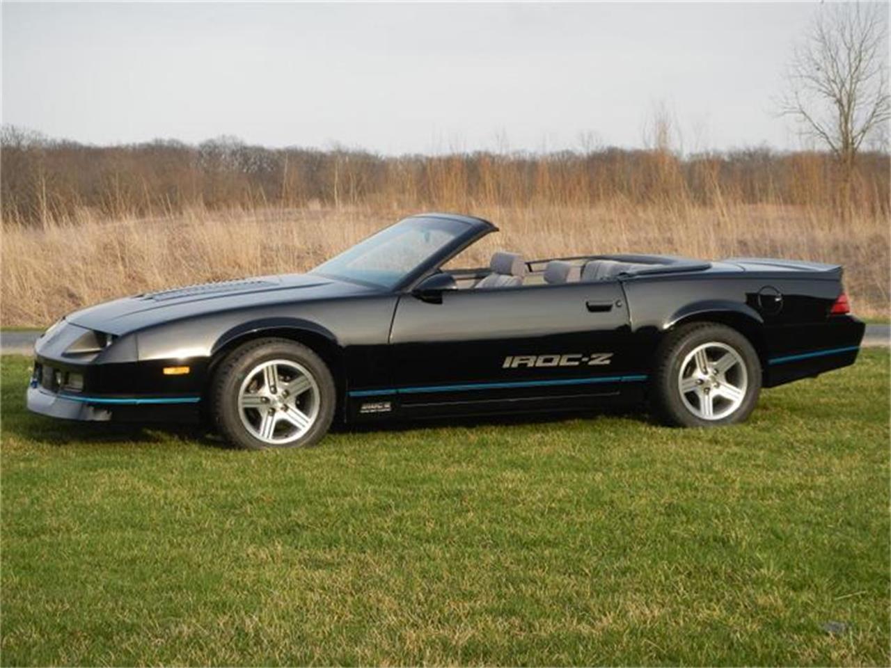 1988 Chevrolet Camaro Iroc Z28 For Sale Classiccars Com