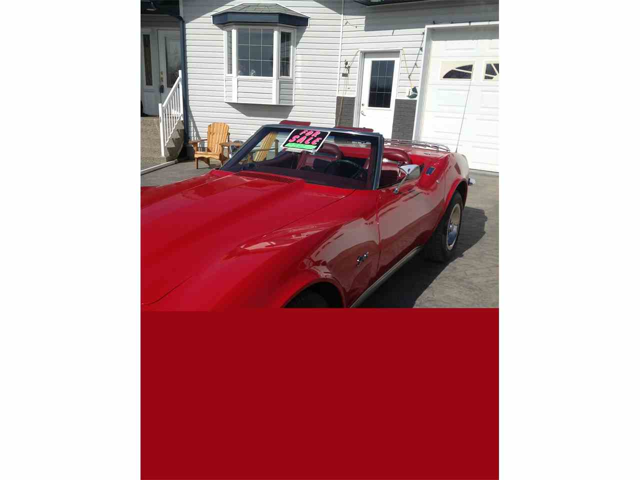 Large Picture of 1973 Chev Corvette located in Grande Prairie Alberta - $24,000.00 - HP0D