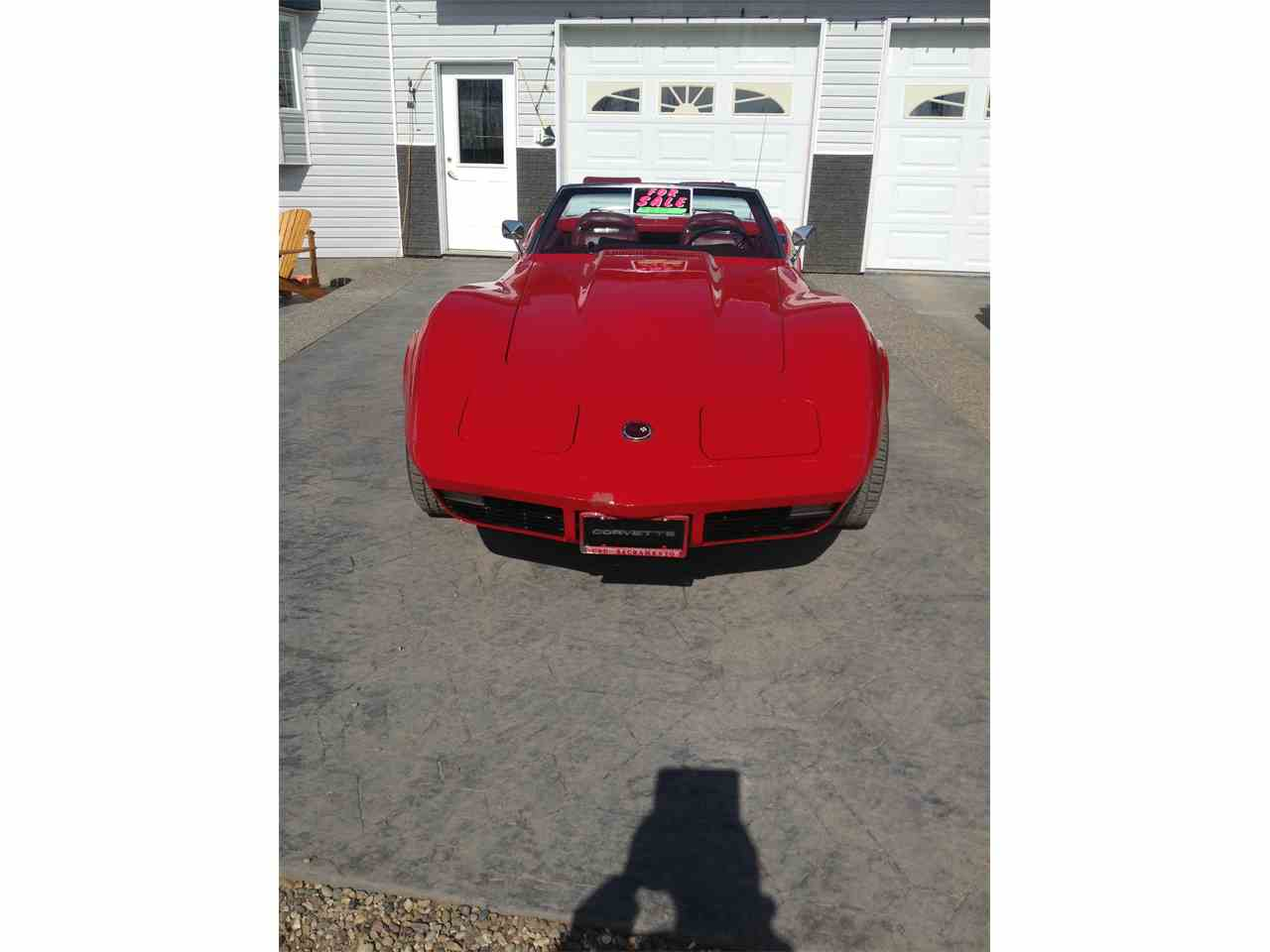 Large Picture of '73 Chev Corvette Offered by a Private Seller - HP0D