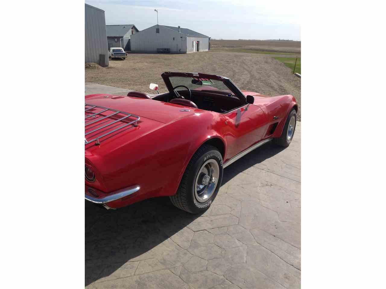 Large Picture of 1973 Corvette located in Grande Prairie Alberta - HP0D