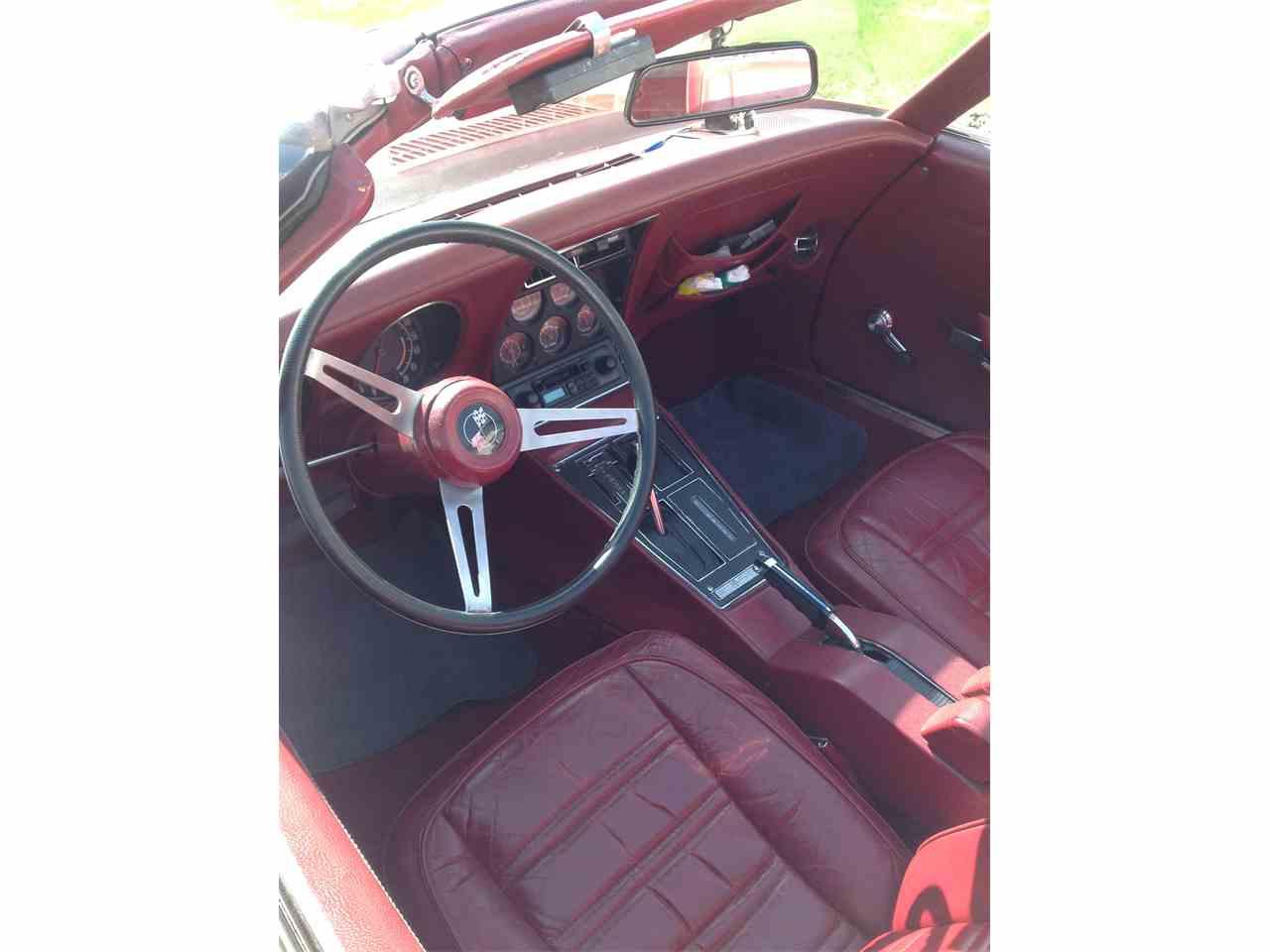 Large Picture of Classic '73 Chev Corvette located in Grande Prairie Alberta - HP0D