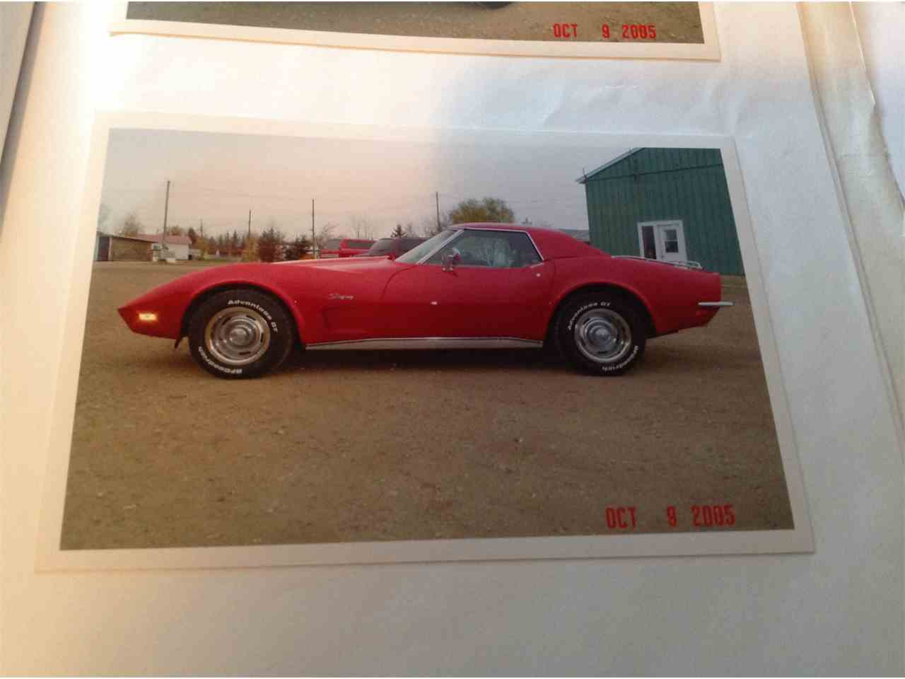 Large Picture of '73 Chev Corvette - $24,000.00 Offered by a Private Seller - HP0D