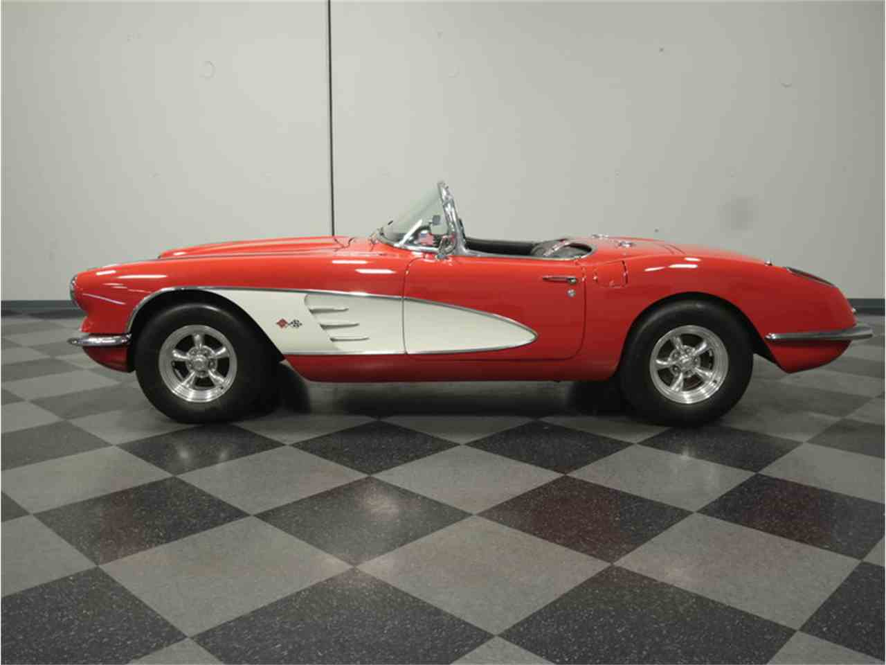 Large Picture of 1959 Corvette located in Georgia Offered by Streetside Classics - Atlanta - HP1D