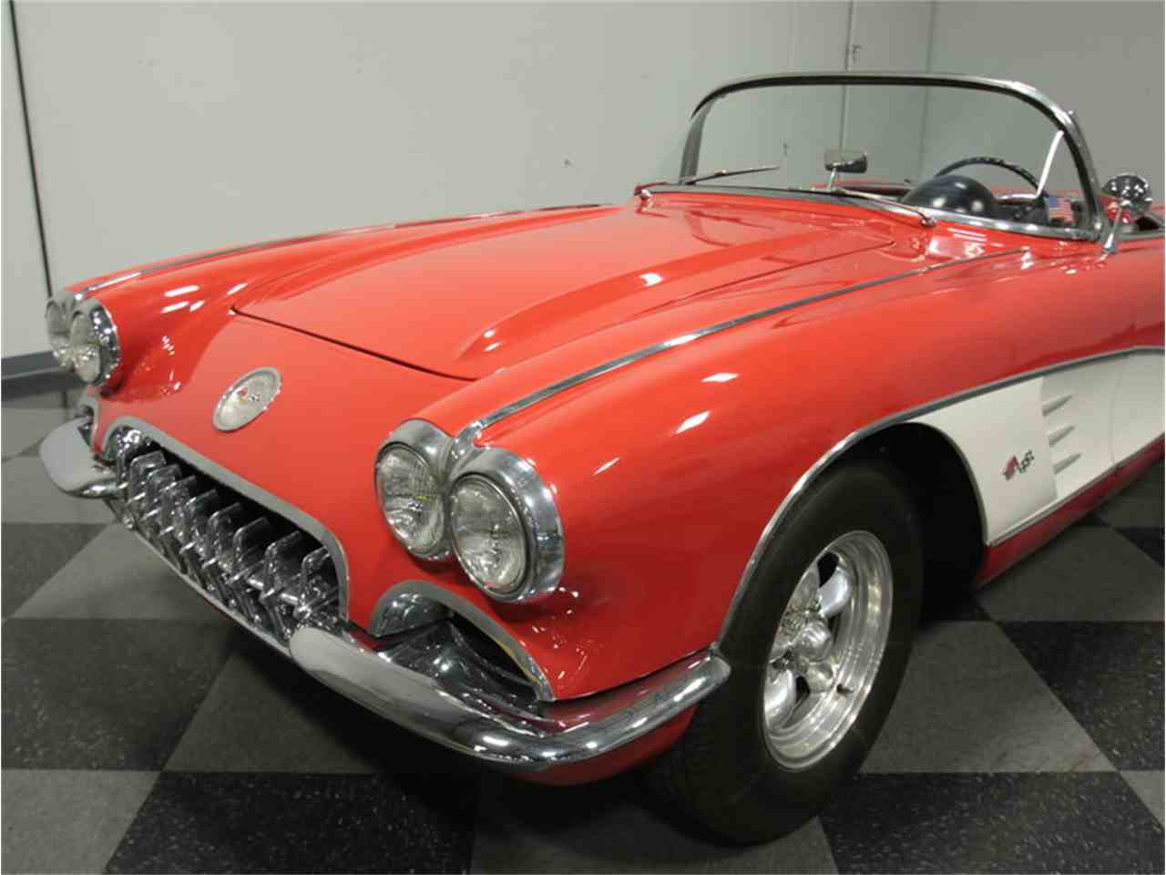 Large Picture of Classic '59 Corvette located in Georgia Offered by Streetside Classics - Atlanta - HP1D