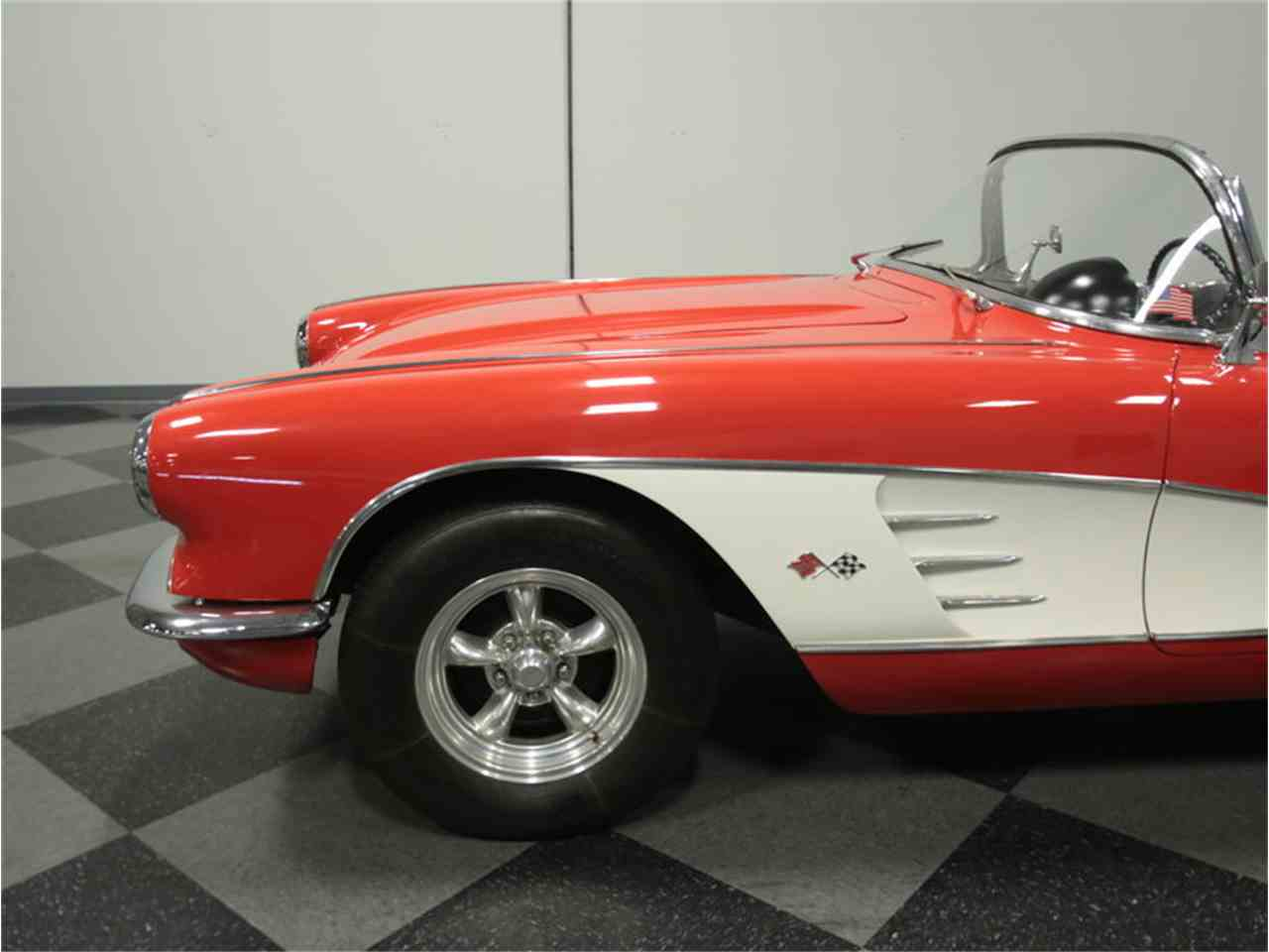 Large Picture of '59 Corvette Offered by Streetside Classics - Atlanta - HP1D