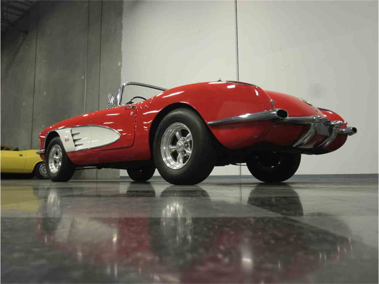 Large Picture of Classic '59 Corvette Offered by Streetside Classics - Atlanta - HP1D