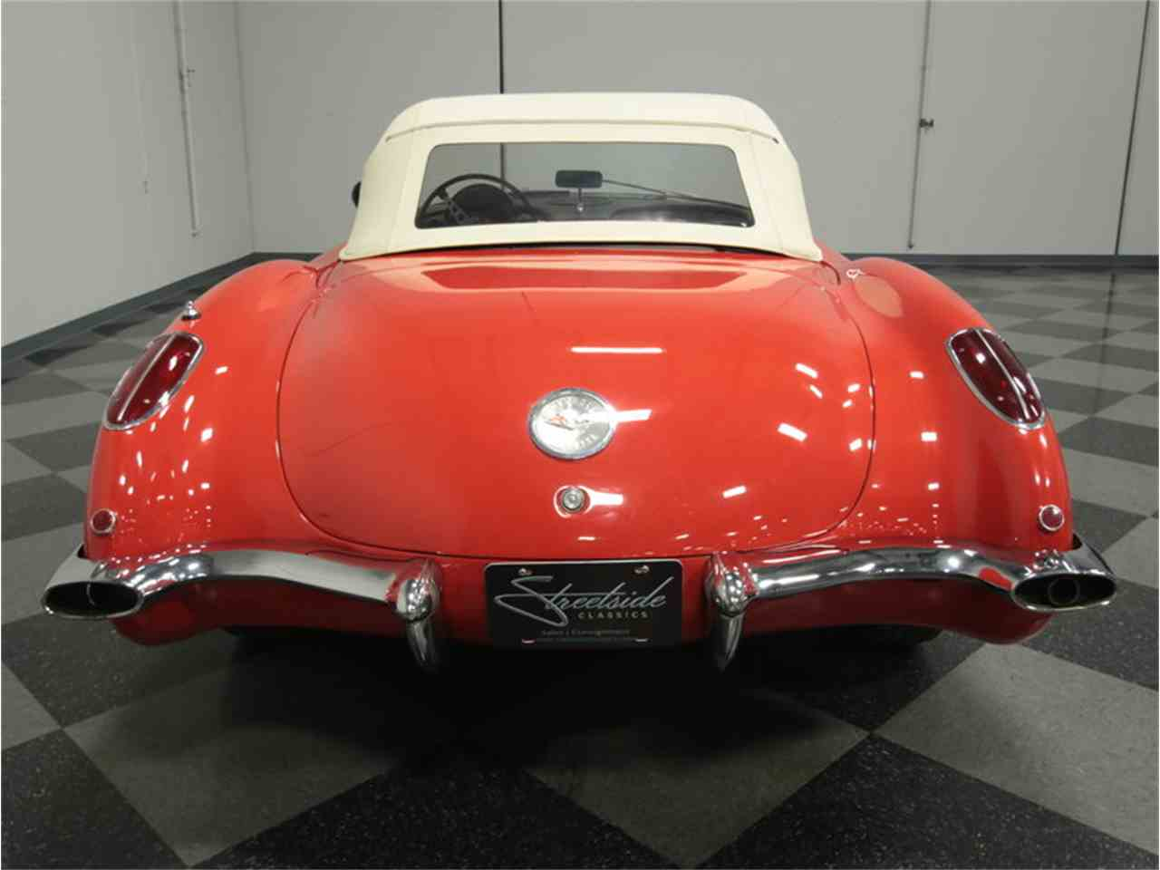 Large Picture of '59 Corvette located in Lithia Springs Georgia Offered by Streetside Classics - Atlanta - HP1D