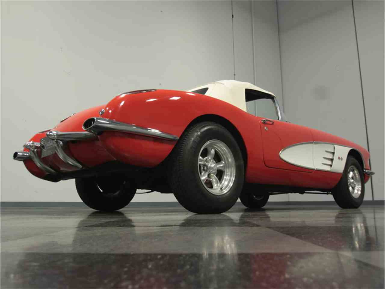 Large Picture of Classic '59 Corvette - $54,995.00 Offered by Streetside Classics - Atlanta - HP1D