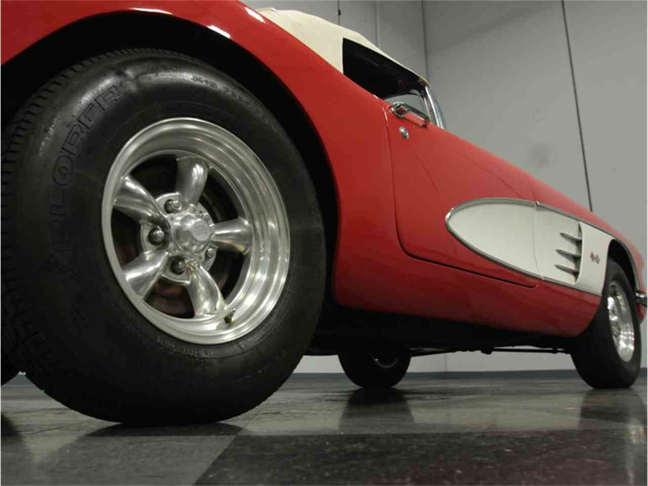Large Picture of Classic '59 Chevrolet Corvette - $54,995.00 Offered by Streetside Classics - Atlanta - HP1D