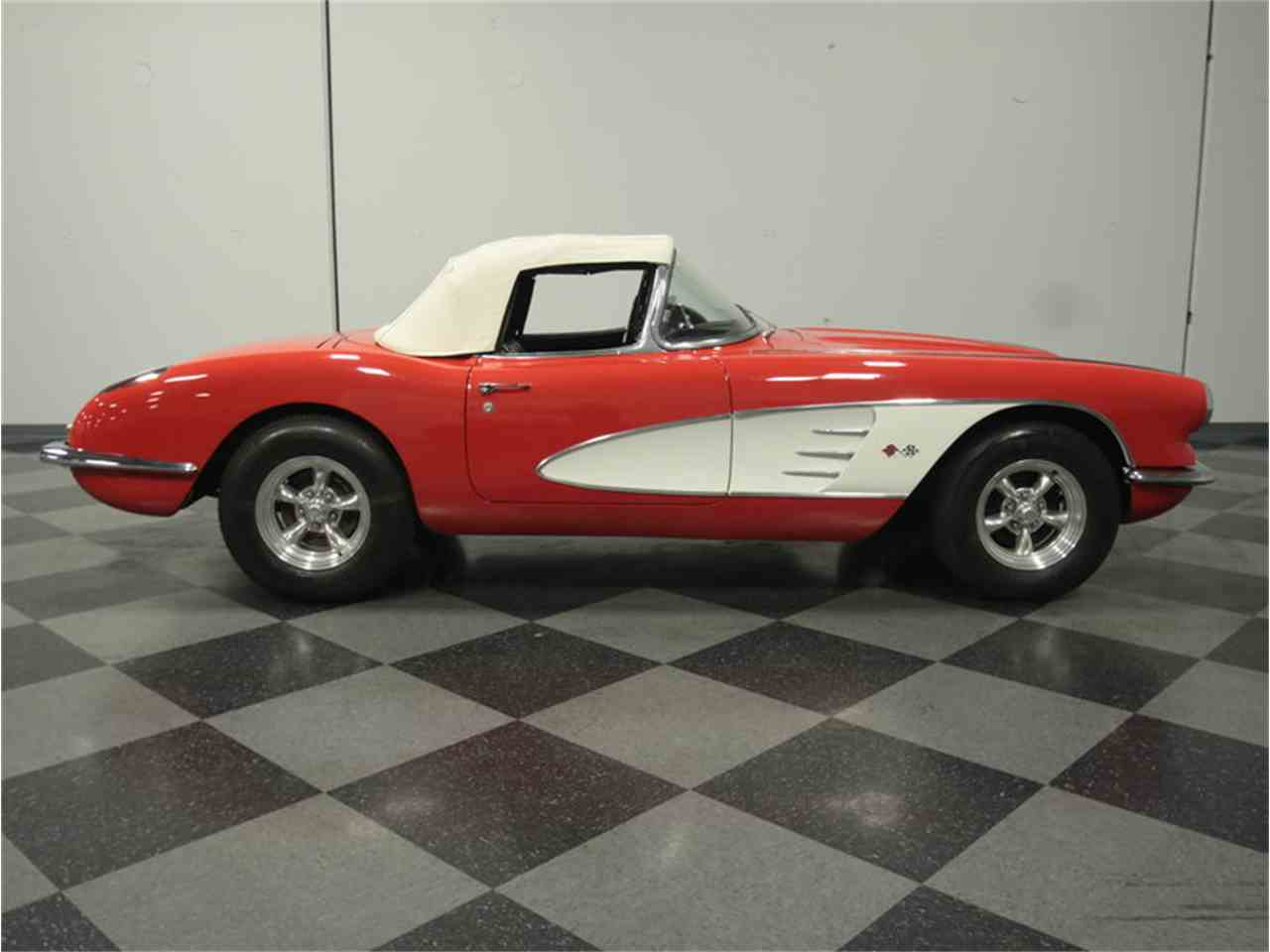 Large Picture of '59 Chevrolet Corvette located in Lithia Springs Georgia - $54,995.00 Offered by Streetside Classics - Atlanta - HP1D