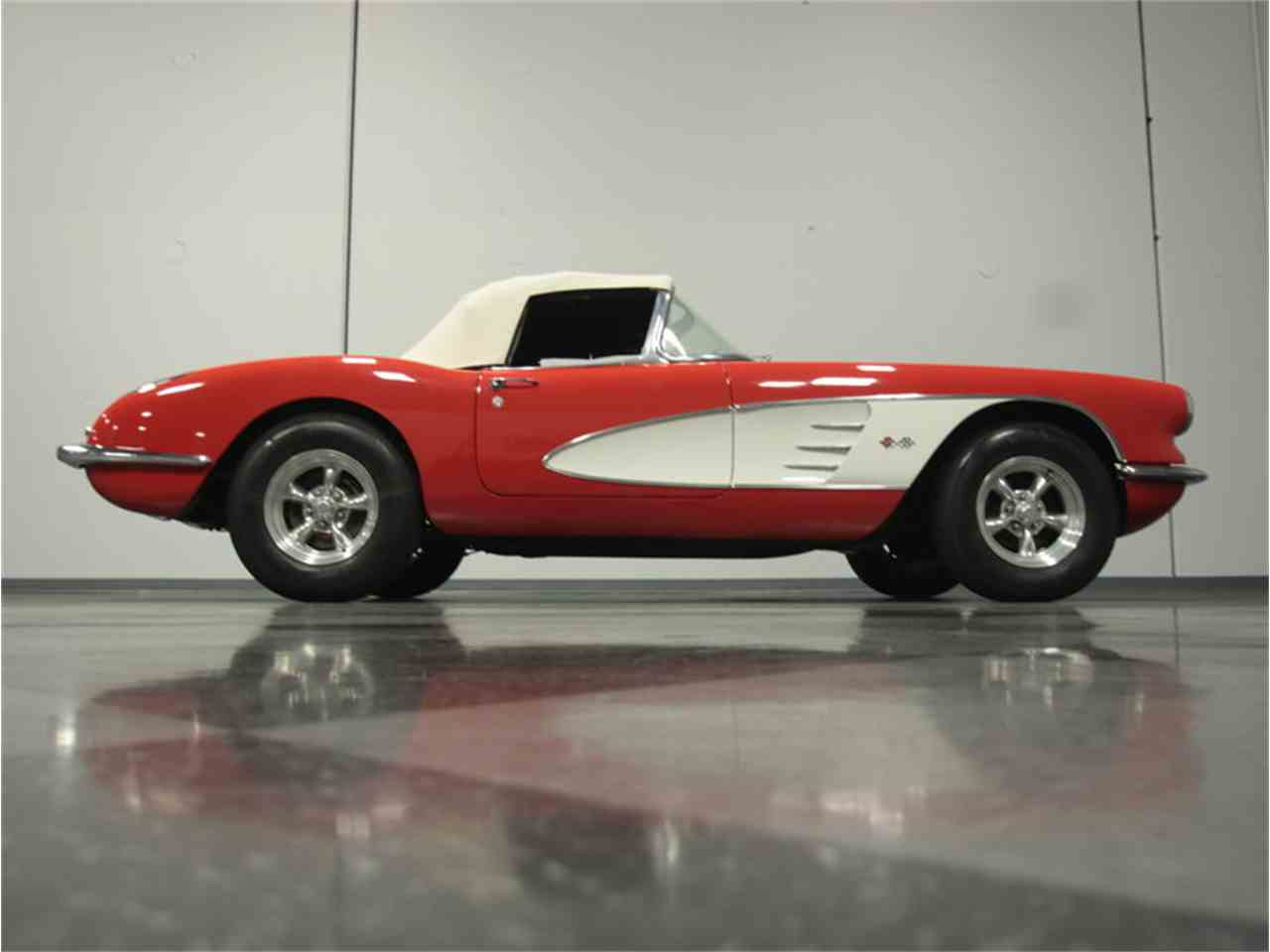 Large Picture of Classic 1959 Chevrolet Corvette located in Georgia - $54,995.00 - HP1D
