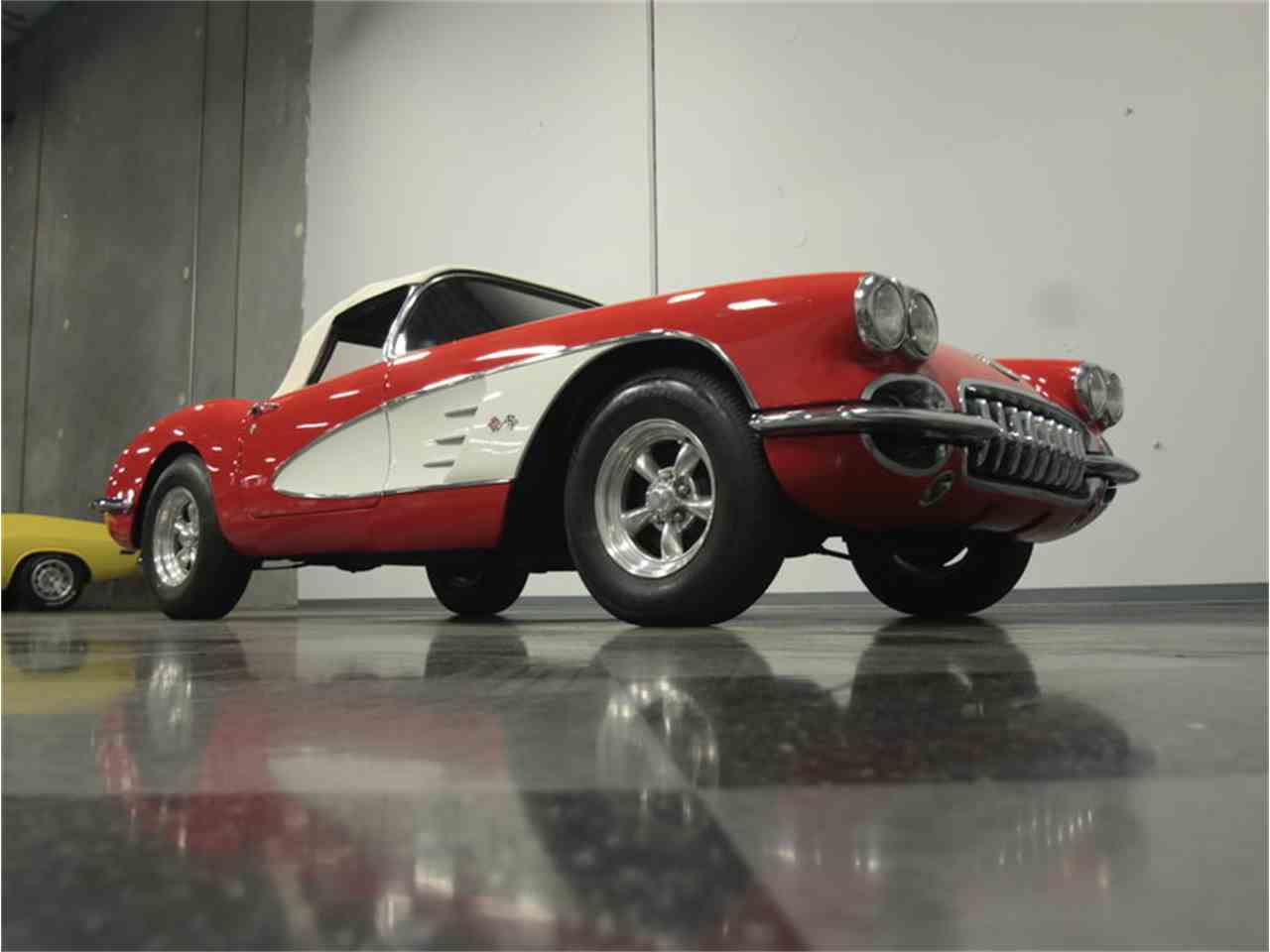 Large Picture of 1959 Chevrolet Corvette Offered by Streetside Classics - Atlanta - HP1D