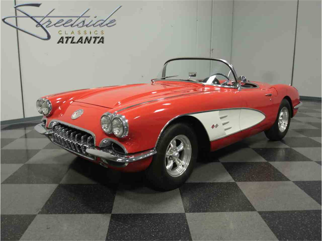 Large Picture of 1959 Corvette Offered by Streetside Classics - Atlanta - HP1D