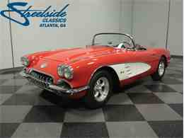 Picture of '59 Chevrolet Corvette located in Lithia Springs Georgia - $54,995.00 Offered by Streetside Classics - Atlanta - HP1D