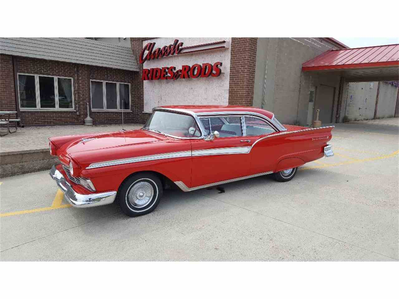 Large Picture of '57 Ford Fairlane located in Minnesota - HP38