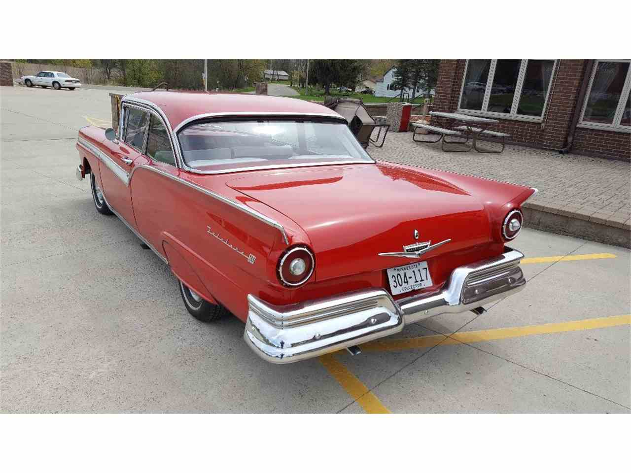 Large Picture of '57 Fairlane Auction Vehicle Offered by Classic Rides and Rods - HP38