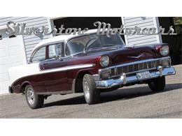 Picture of 1956 Chevrolet Bel Air - $49,900.00 Offered by Silverstone Motorcars - HPHC