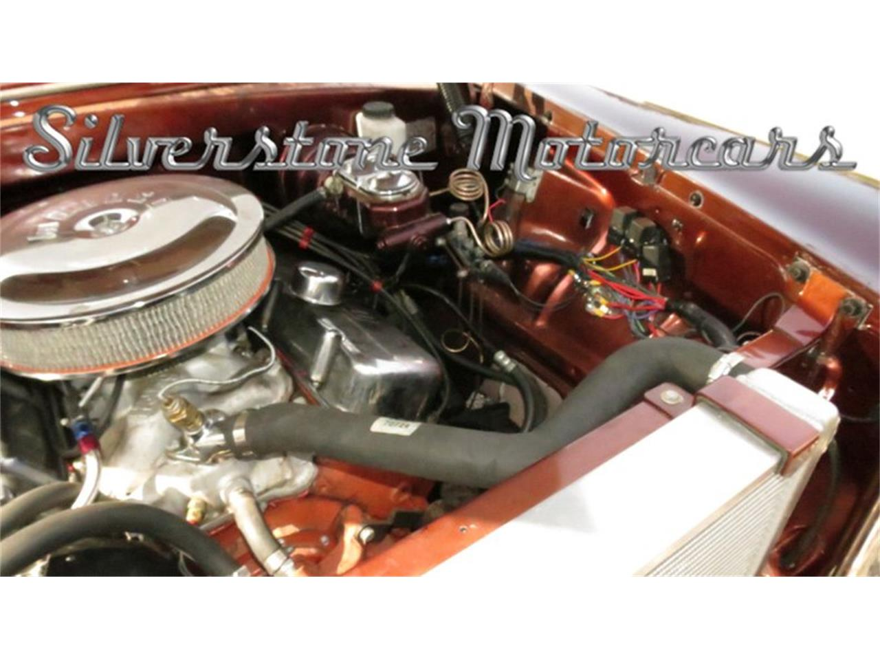 Large Picture of 1956 Chevrolet Bel Air located in North Andover Massachusetts Offered by Silverstone Motorcars - HPHC