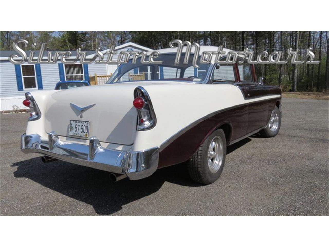 Large Picture of Classic 1956 Chevrolet Bel Air located in Massachusetts - $49,900.00 Offered by Silverstone Motorcars - HPHC