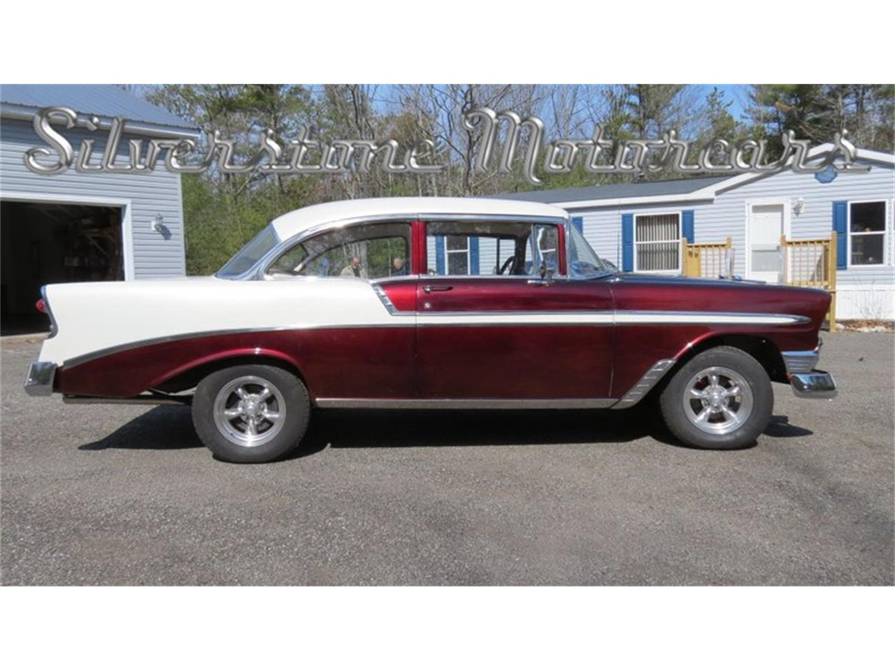 Large Picture of '56 Bel Air located in Massachusetts - $49,900.00 - HPHC