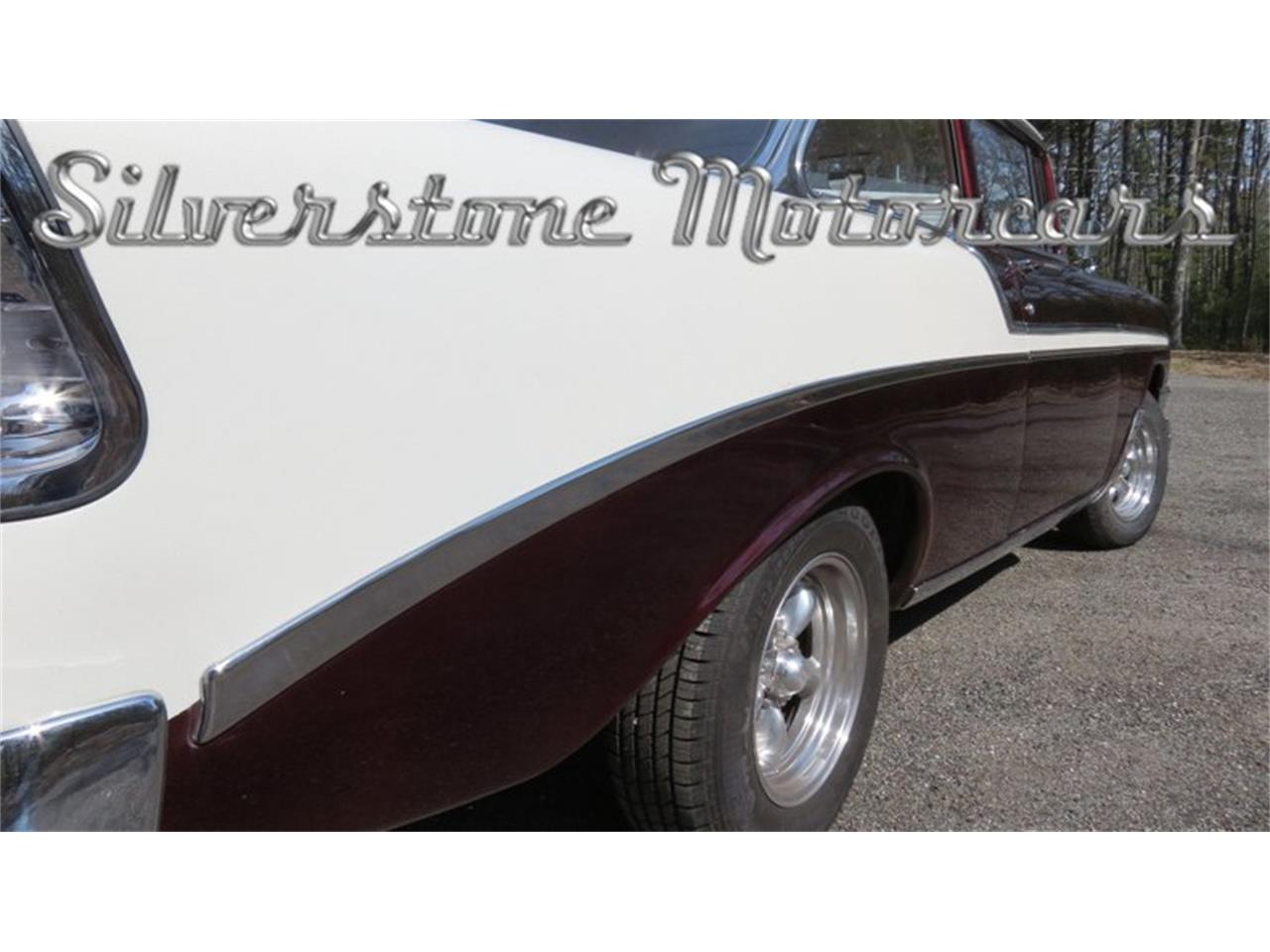 Large Picture of '56 Bel Air located in Massachusetts - $49,900.00 Offered by Silverstone Motorcars - HPHC