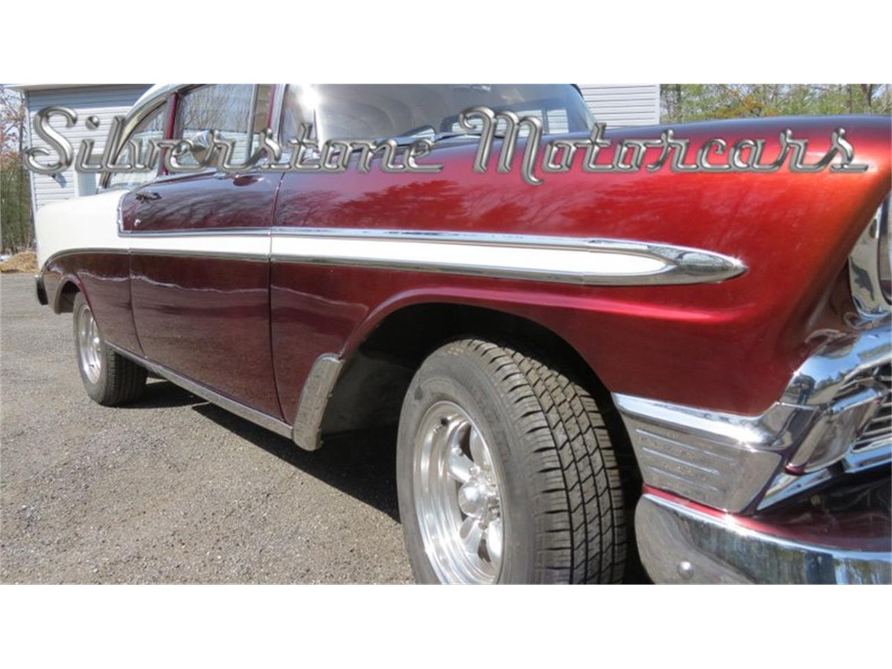 Large Picture of Classic 1956 Chevrolet Bel Air - $49,900.00 Offered by Silverstone Motorcars - HPHC