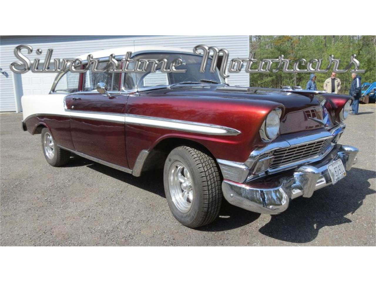 Large Picture of Classic 1956 Chevrolet Bel Air located in Massachusetts - HPHC