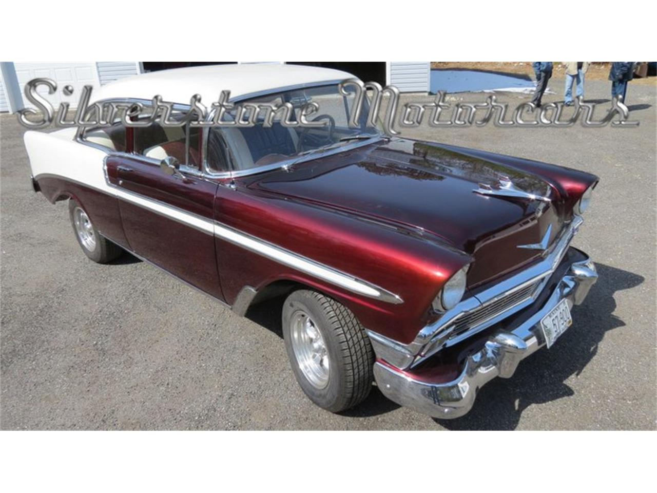 Large Picture of '56 Bel Air - $49,900.00 Offered by Silverstone Motorcars - HPHC