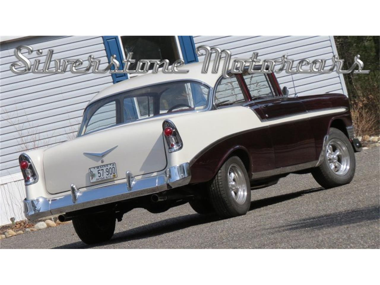 Large Picture of 1956 Bel Air located in Massachusetts - HPHC