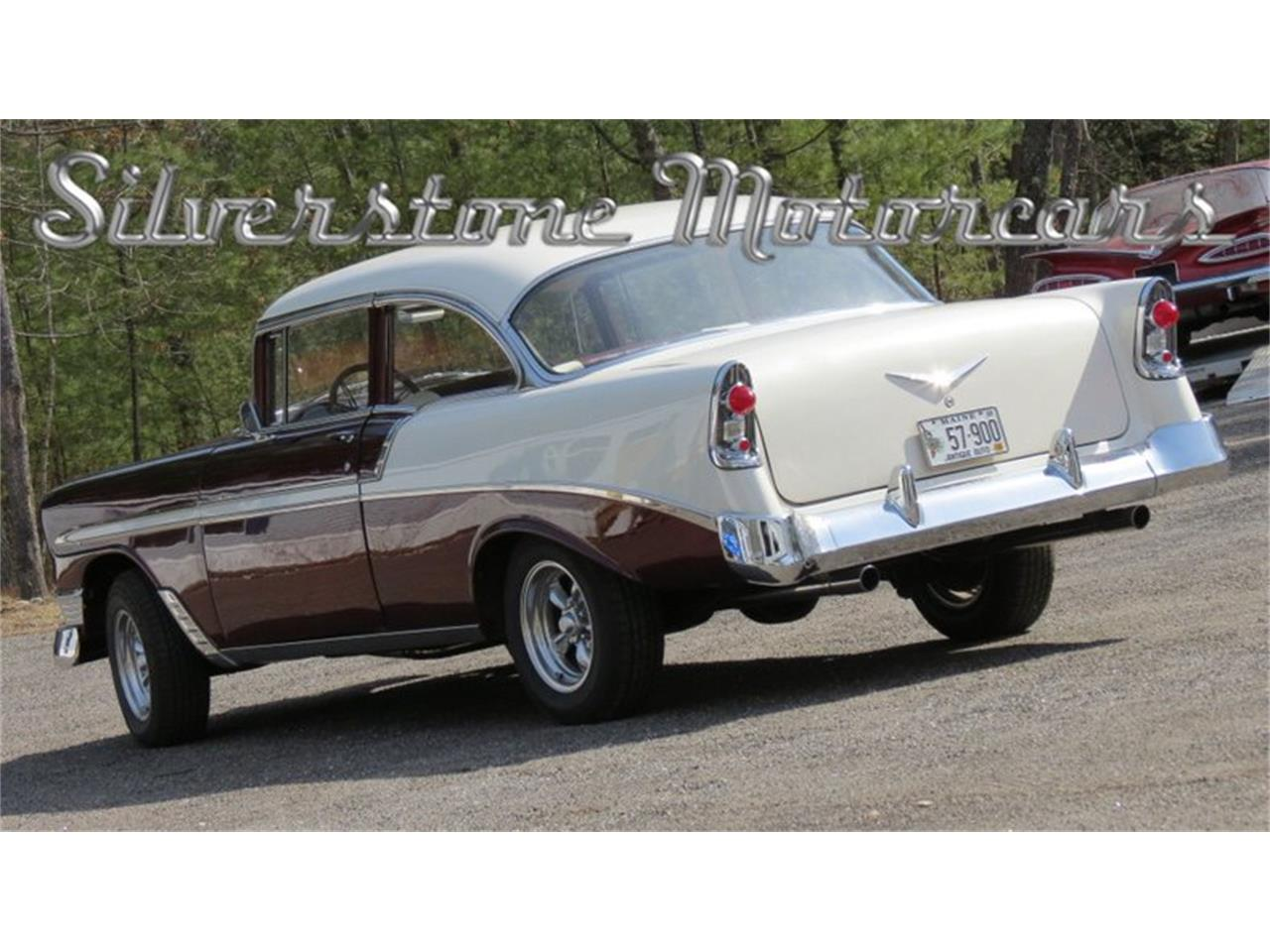 Large Picture of Classic 1956 Chevrolet Bel Air - HPHC