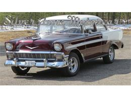 Picture of '56 Chevrolet Bel Air located in North Andover Massachusetts Offered by Silverstone Motorcars - HPHC