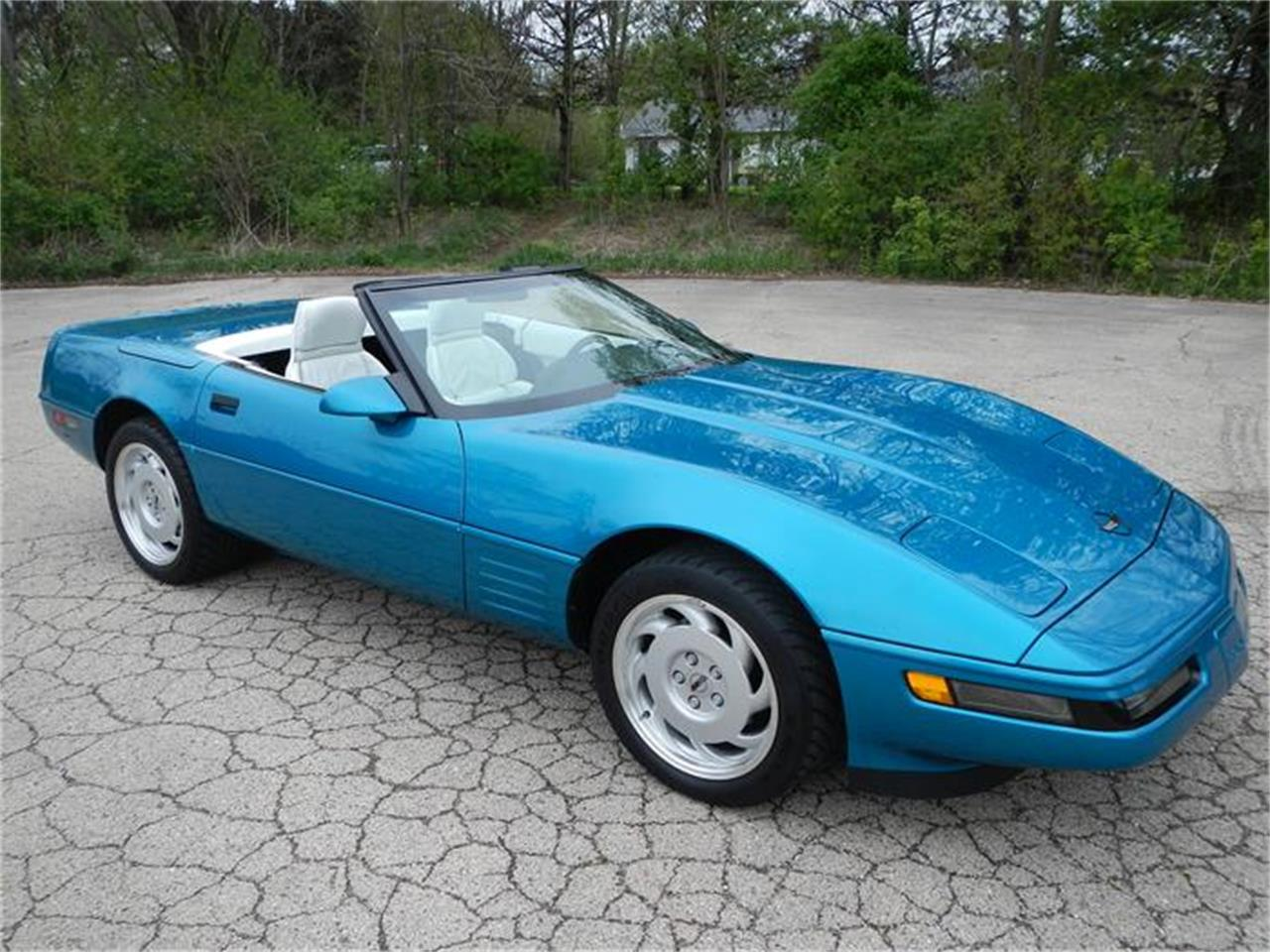 Large Picture of 1992 Chevrolet Corvette - $21,900.00 Offered by Nickey - HPXT