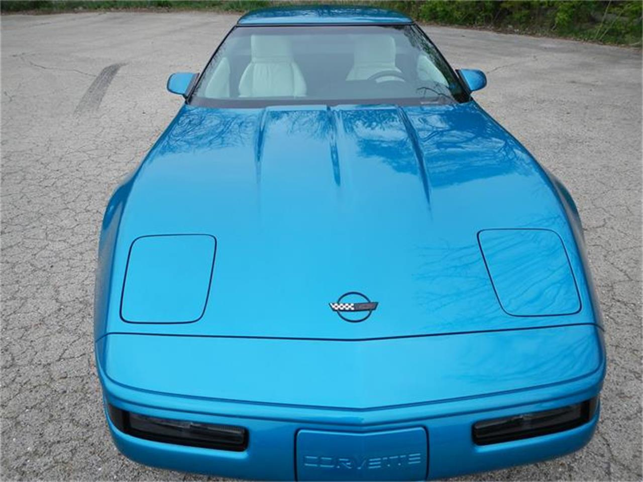Large Picture of '92 Chevrolet Corvette Offered by Nickey - HPXT