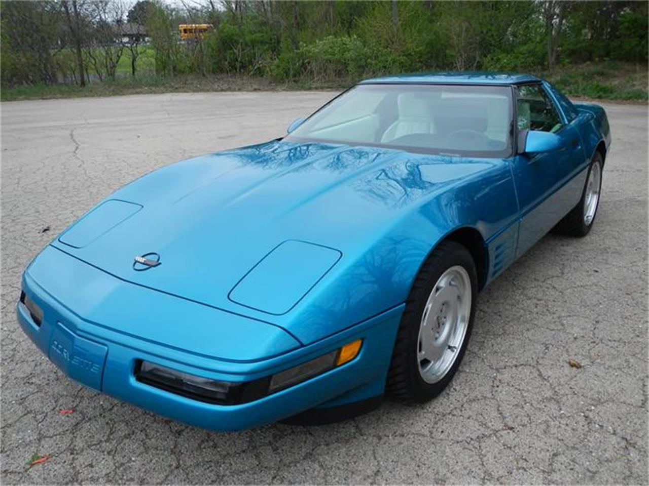 Large Picture of 1992 Corvette located in St. Charles Illinois Offered by Nickey - HPXT