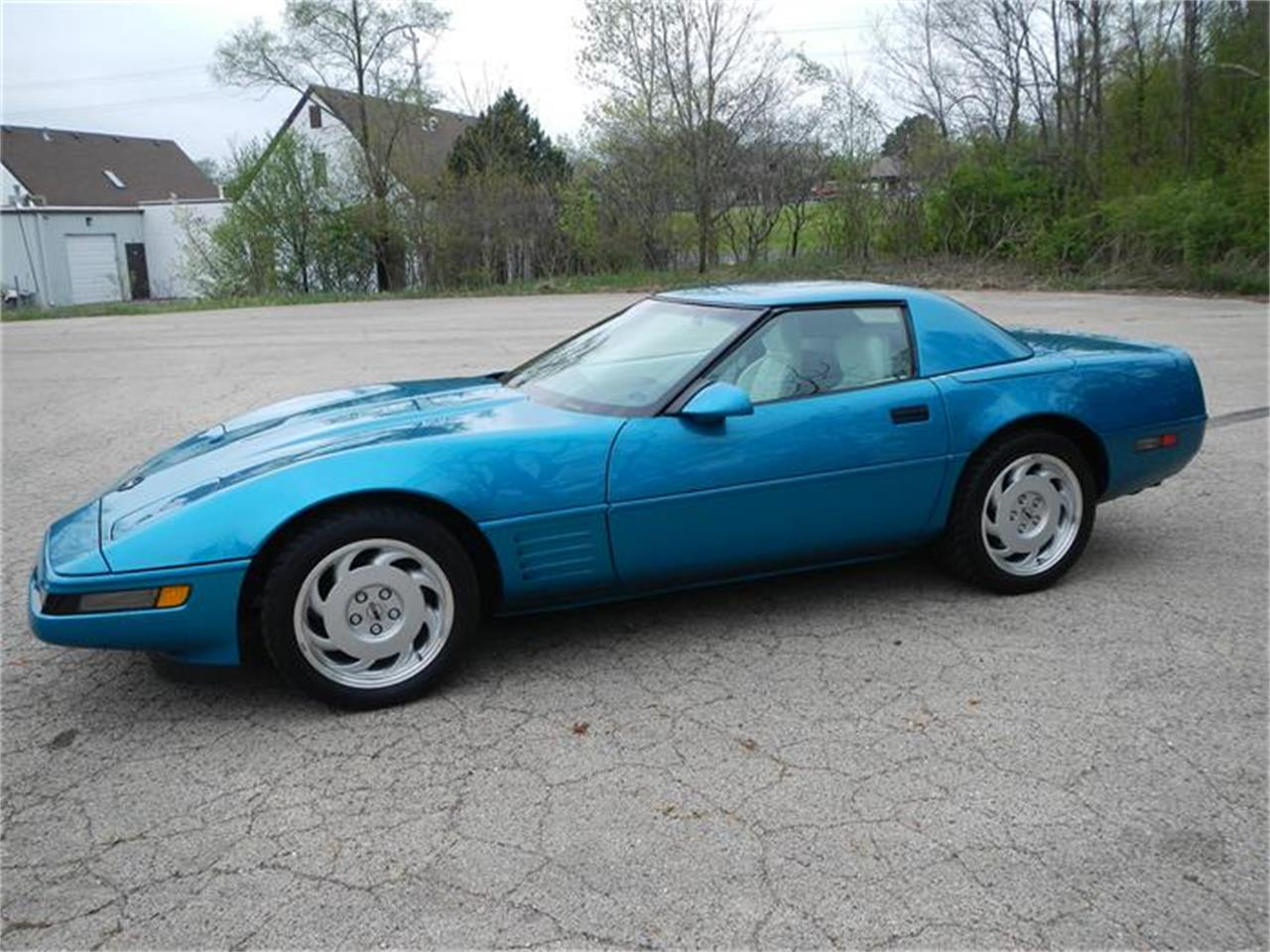 Large Picture of '92 Chevrolet Corvette located in Illinois - $21,900.00 Offered by Nickey - HPXT
