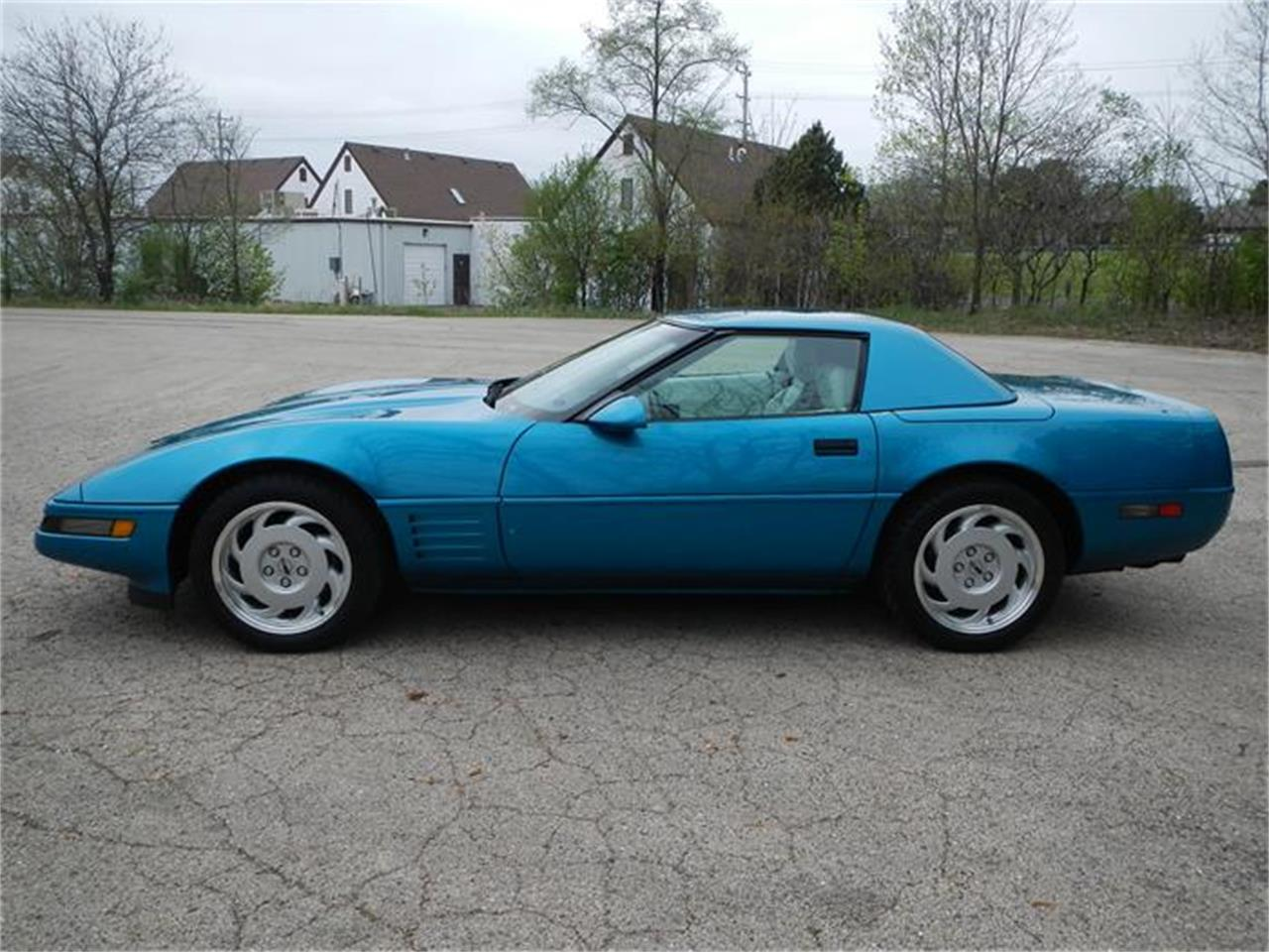 Large Picture of 1992 Chevrolet Corvette - HPXT